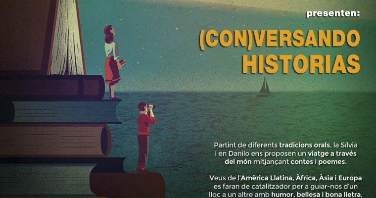 20-02-2019 (CON)VERSANDO HISTORIAS